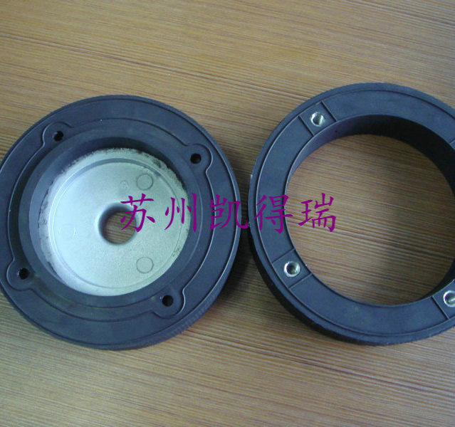 Damping ring DT